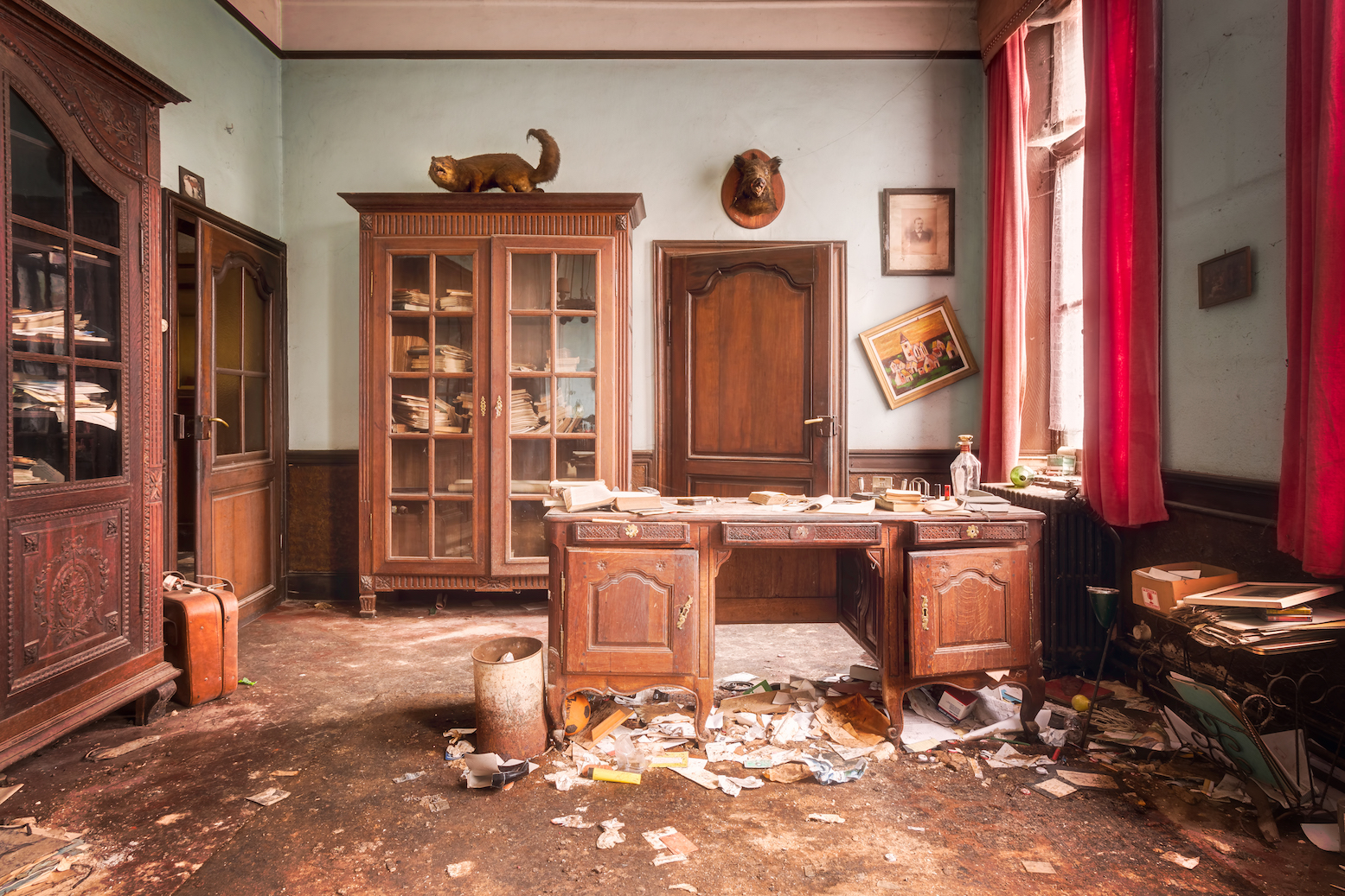 Office Urban Photography By Roman Robroek