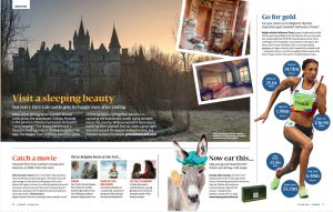 brussels airlines magazine