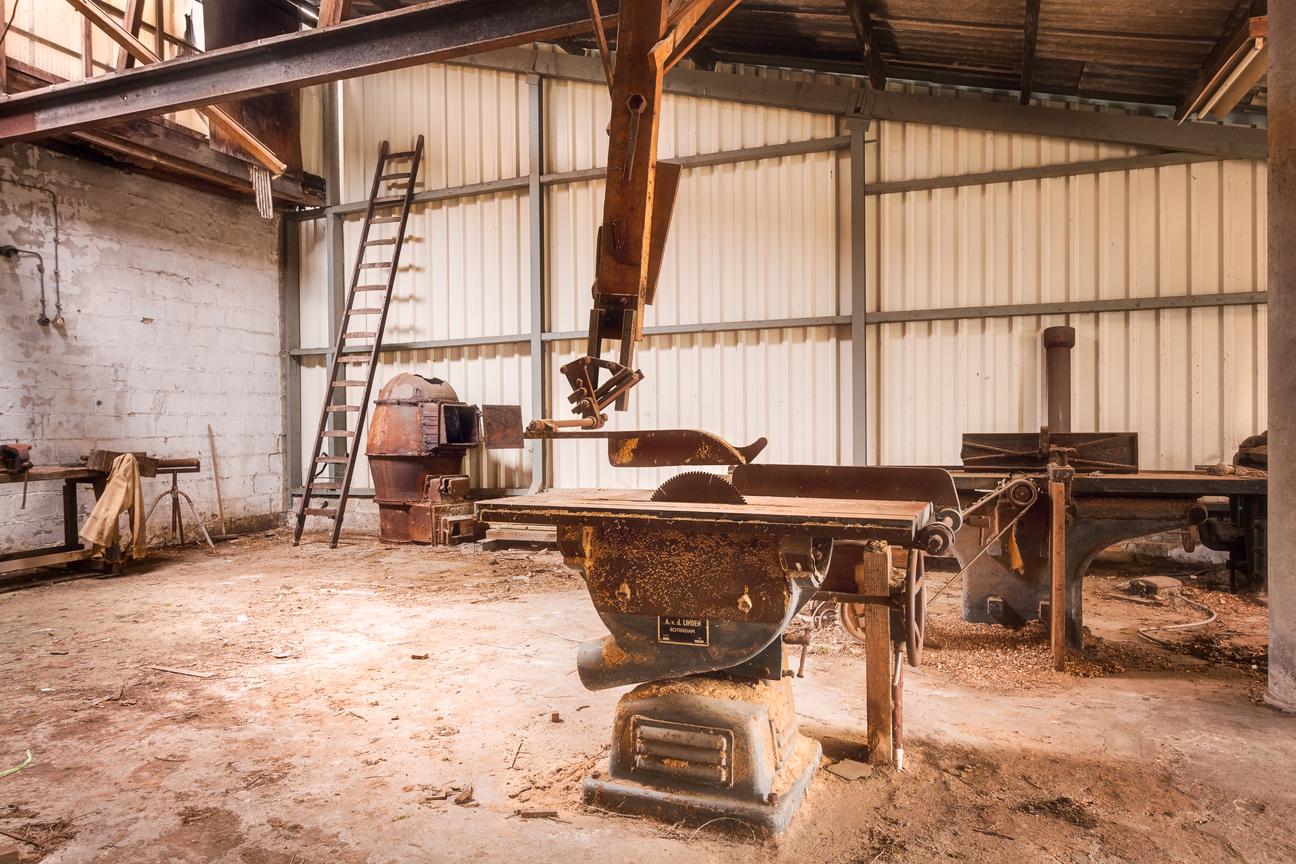 shooting the former workspace of eurlings interieurs