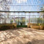 abandoned greenhouse france