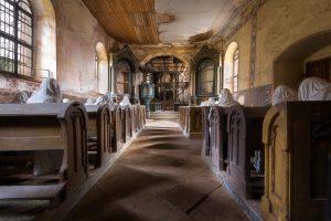 church of nine ghosts