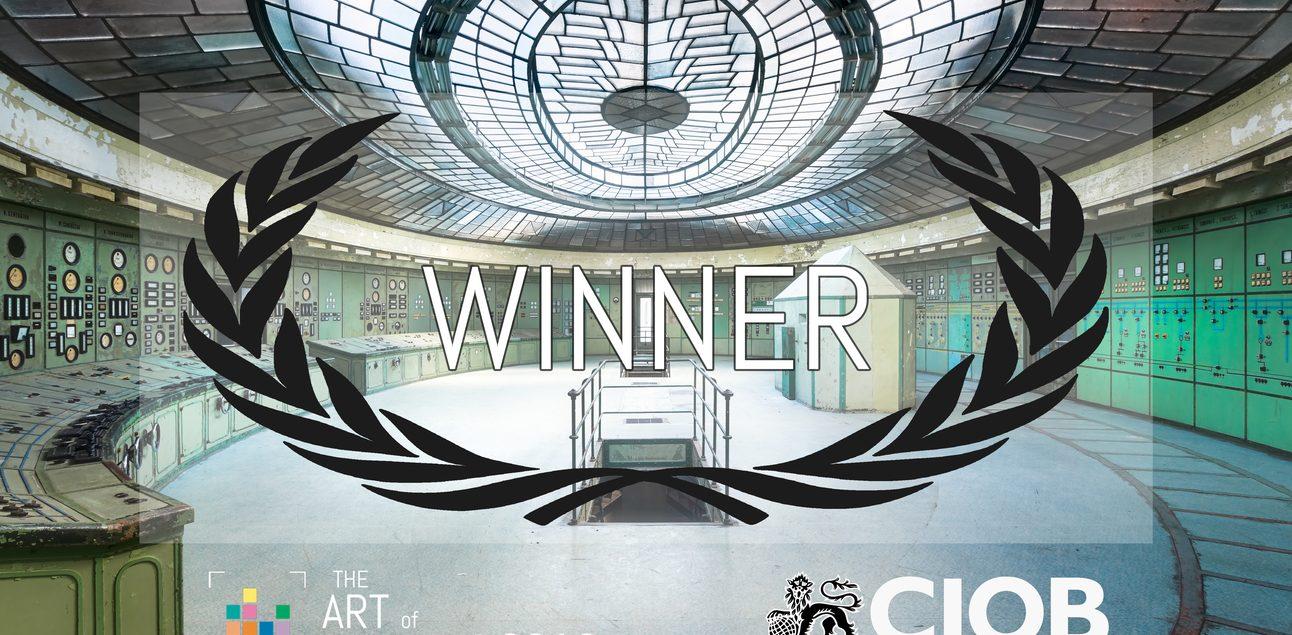 art of building 2016 winner
