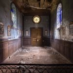 abandoned church decay urbex