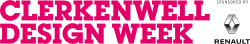 clerkenwell design week logo