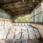 abandoned swimming pool pripyat