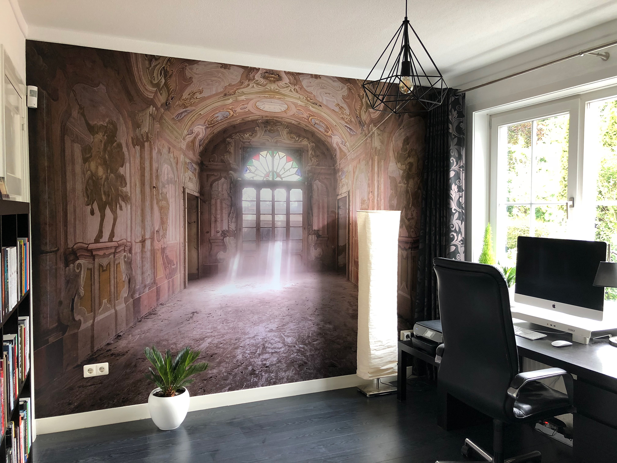 Photo Print On Wallpaper To Cover Your Whole Wall Urban Photography By Roman Robroek