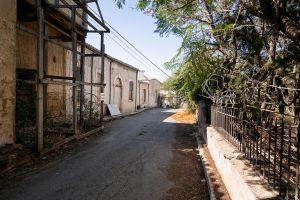 buffer zone green line nicosia cyprus