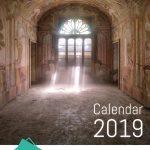 urban calendar 2019