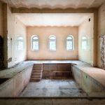 baile herculane abandoned building spa neptune bath
