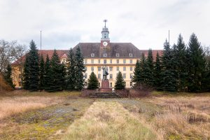 abandoned military base forbidden city wunsdorf germany