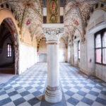 abandoned castle italy drug laboratory